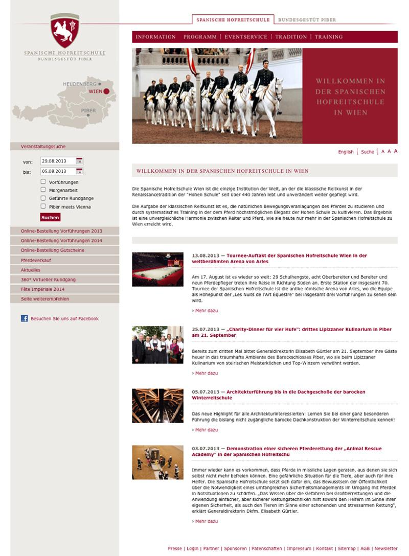 Website_Screen_SpanischeHofreitschule_01