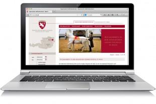 Website_Spanische_Hofreitschule_Laptop